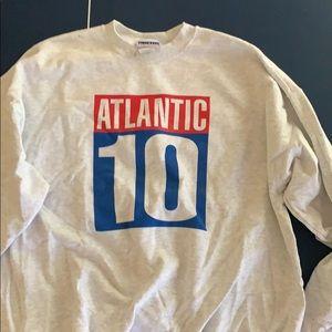 Vintage Atlantic 10 Conference Crewneck Sweatshirt